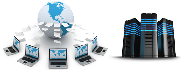 web hosting and domain registration